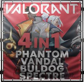 VALORANT, THE NEW ERA GAMING