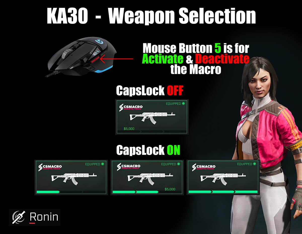 Ronin-KA30