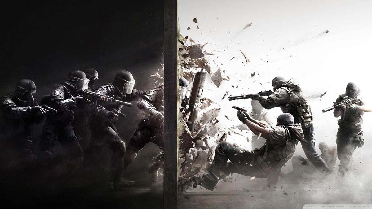 Rainbow Six Siege: Best Gaming Experience Ever!