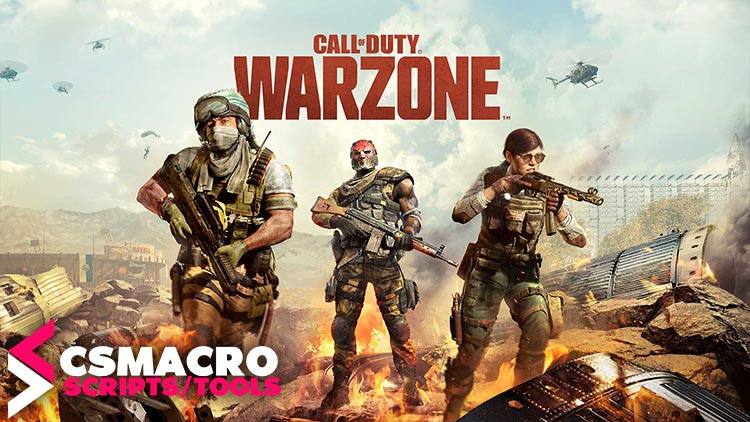 Warzone No Recoil Macro