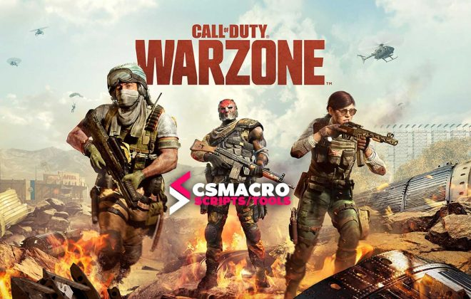 Warzone Season 4 Macro No Recoil Script
