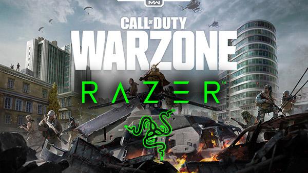 Razer Warzone No Recoil Macro Script