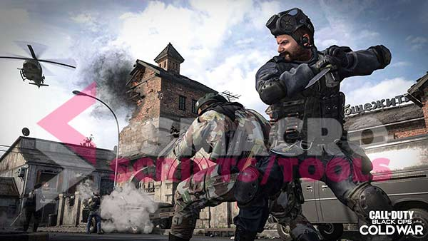 Call Of Duty Warzone Black Ops Cold War Wraith Operator Season 3 No Recoil Macro Script Logitech Lua