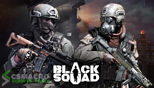 Black Squad No Recoil Macro Razer Synapse 3 Aim