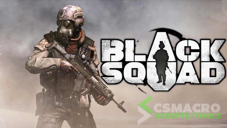 Black Squad No Recoil Macro Razer Synapse 3