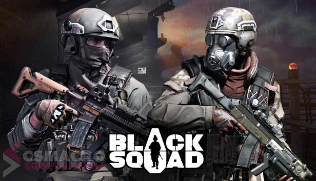 BlackSquad No Recoil Macro