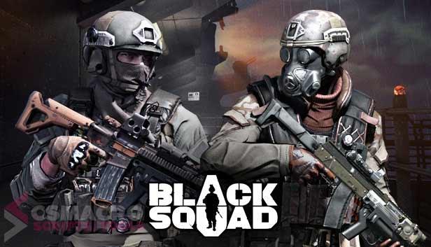 Black Squad No Recoil Macro Logitech