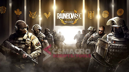 Rainbow Six Razer No Recoil Macro Script