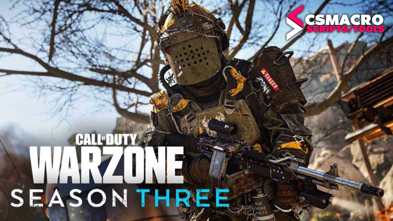 Call Of Duty Cold War No Recoil Macro
