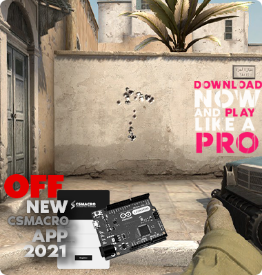 M4a4 No Recoil Macro With Csmacro Software Off