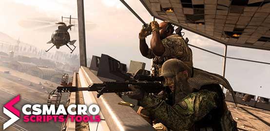 Call of Duty Modern Warfare A4Tech x7 – Bloody – Sharkoon No Recoil Macro