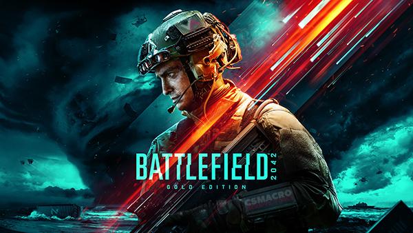 Battlefield 2042 No Recoil Macro Script Logitech