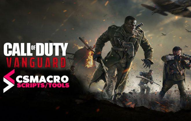 Vanguard No Recoil Macro Logitech Razer A4tech Bloody Sharkoon Mouses Download Now 660x420